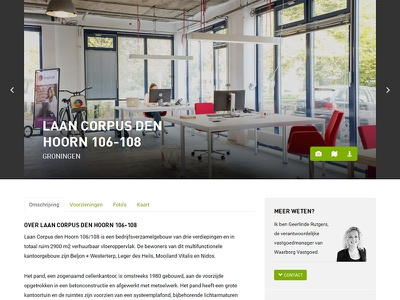 Property page bootstrap property real estate