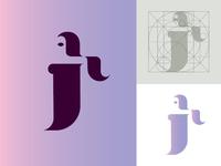 Jenny Paris — symbol design.