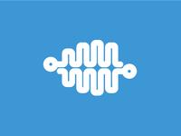 SSH: Voronezh — logotype design.