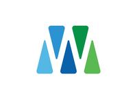 W — symbol design.