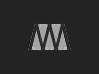 W — symbol design process.