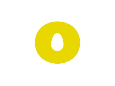 Oeuf (egg) store — favicon design. designinspiration logoinspire designers creatives creative logotypedesign logotype branding brandidentity brand a4create graphicdesign