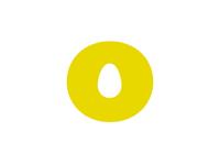 Oeuf (egg) store — favicon design.