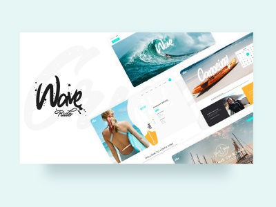 WaveRide uiux design theme wordpress yachting surfing theme surfing surf shop surf sports theme sports snorkeling scuba diving sailing canoeing booking theme booking beach