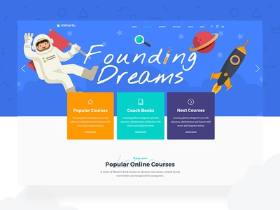 Esmarts timetable uiux design theme wordpress university tutor training teaching quizzes online lessons lms lessons learning center learning app learning forums education classes bbpress