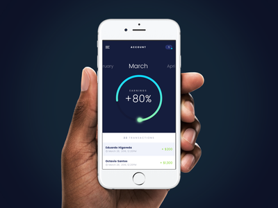 Fintech App save money fintech