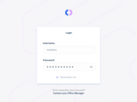 Smart Office Login