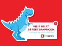 Streeter Website Launch