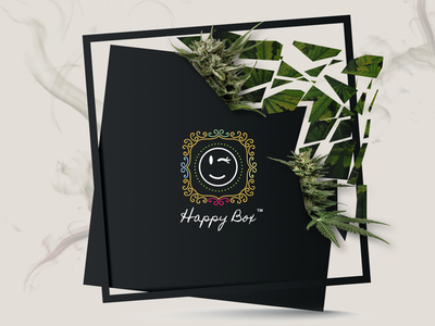 Happy Box is coming soon! e-commerce coming soon cannabis