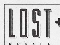 Lost + Found Logo Concept