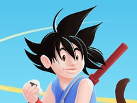 Character Design Challenge: Dragon Ball