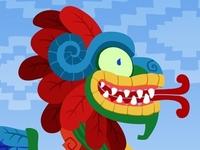 Silly Bestiary - Quetzalcóatl