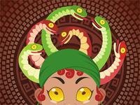 Silly Bestiary : Medusa