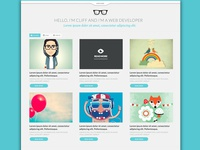 Web Development Blog Design
