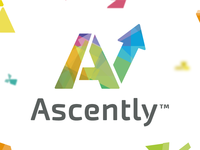 Ascently Logo Concept