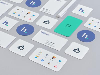 HelpSpot Branding logo branding helpspot