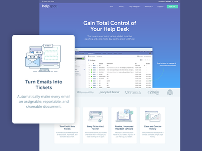 HelpSpot - Home Page