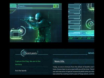 CS:GO Sci-Fi