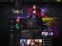 Metin2 NiouS Website Template