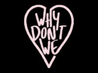 Why Don't We - Marker Heart