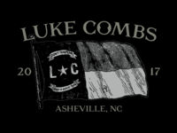 Luke Combs - Flag