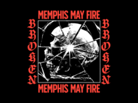 Memphis May Fire - Broken