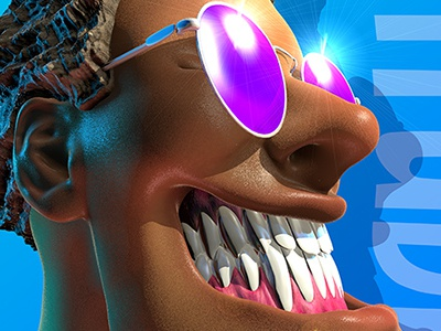 Surfheads - Surfitude c4d zbrush coconutpalm palm surfitude beach summer surfer surf surfing