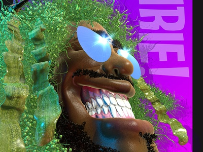 Beached Heads - Irie! island life c4d zbrush beach rasta beachlife summer surfer surf surfing