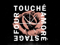 Touche Amore - Rose