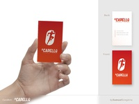 Personal Card Capello First Layout