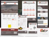 The Equipment Place | UX UI Design