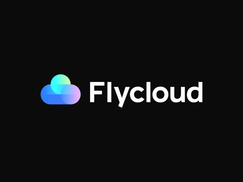 flycloud strategy digital business host hosting deliver cloud sky fly modern branding branding abstract identity mark symbol logo