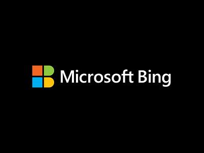 Bing browser technology experimental concept windows idea redesign logo b bing microsoft