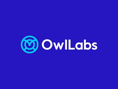 OwlLabs o letter logo creative wisdom lettermark o logo bird logo inteligent mascot bird owl logo smart wise owl mark identity symbol branding logo