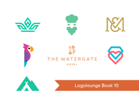 Logolounge Book 10 / selected logos