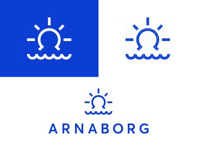 Arnaborg / logo design