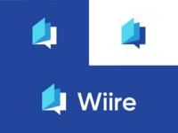 Wiire / logo design