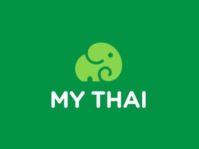 My Thai / Restaurant / logo design
