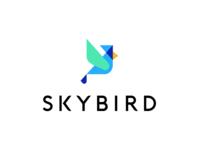 skybird / logo design
