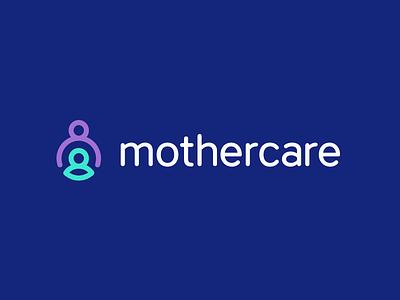 mothercare / logo design logo designer infant moms child baby parent ancestor mom maternity symbol mark logo hug family children kid love care mother mothercare