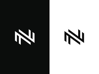 N / architecture / construction / logo design creative iconic building bridge modern identity branding architect symbol icon logo n