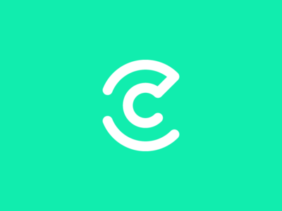 C / logo design cable letter monimal host lettermark networking tech logo concept clean technology identity wire network mark logo abstract hosting data c