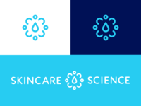 Skincare Science / logo design
