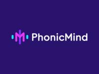 phonicMind / logo design