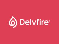 Delvfire / logo design