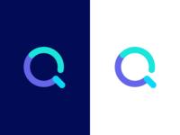 Q / logo design