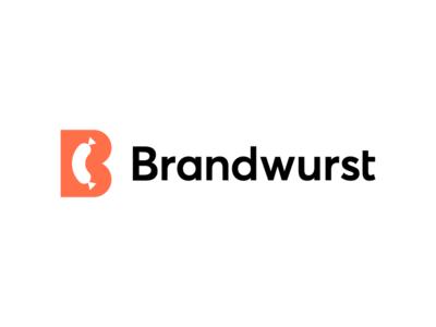 Brandwurst, logo design
