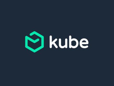 Kube, logo design