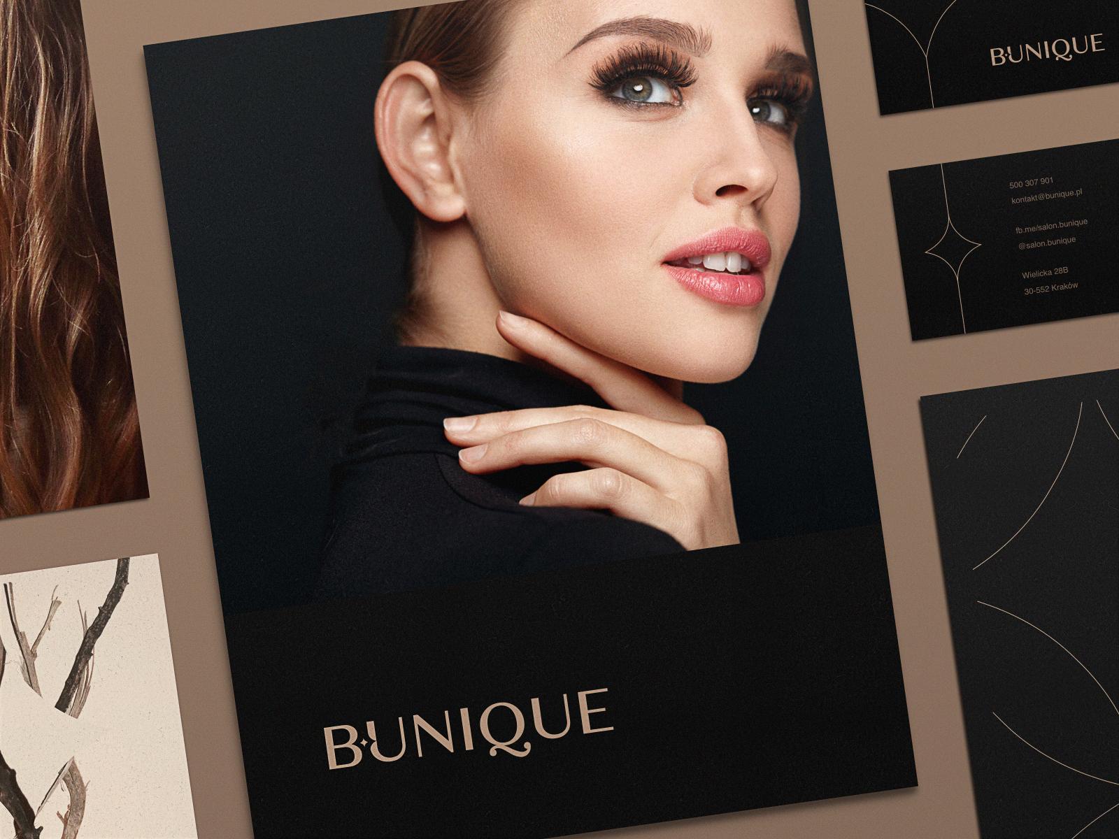 Bunique Brand Identity