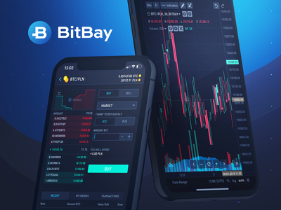 BitBay Mobile App on Behance